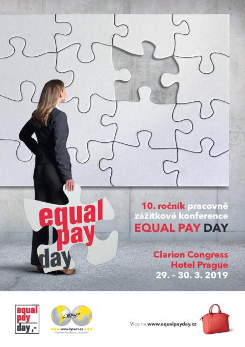 29. – 30. 3. Equal Pay Day 2019 🗓 🗺