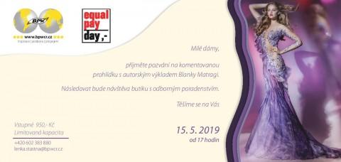 15. 5. 2019 – VÝSTAVA – provázení Blankou Matragi 🗓 🗺