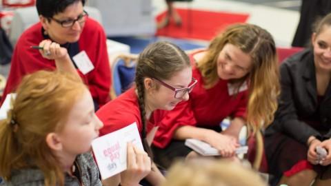 19. 6. 2019 FUTURE LEADERS, mentoringové setkání pro malé ženy 🗓 🗺