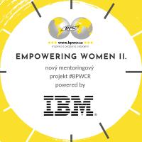 empowering women by IBM