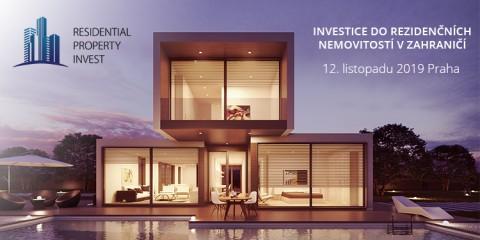 12.11. – Investice do nemovitostí v zahraničí 🗓 🗺