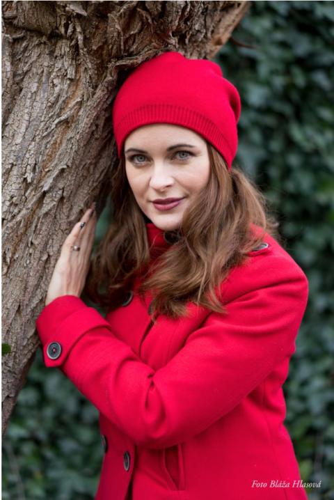 Upřímná sonda do hereckého světa s Lenkou Daňkovou