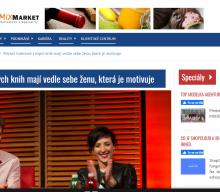 Brněnsko online: Všichni hrdinové z mých knih mají vedle sebe ženu, která je motivuje