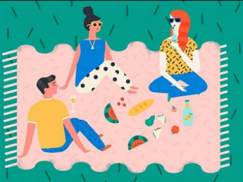 12. 8. 2020 – Feministický piknik s ČŽL 🗓 🗺