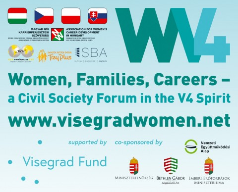 "28.8.2020 – Konference ""Women, Families, Careers – a Civil Society Forum in the V4 Spirit"" 🗓 🗺"