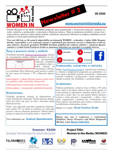 Více než 400 žen ze 20 zemích odpovědělo na dotazník WOMED