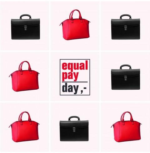 Jak se zítra připojit na Equal Pay Day? Organizační informace