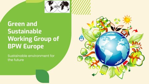 Green and Sustainable Environment Working Group