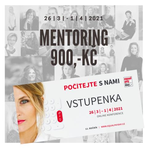 Registrace na mentoring o týden dříve než ostatní! 🗓