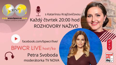 25. 2. 2021 / BPWCR LIVE / PETRA SVOBODA 🗓