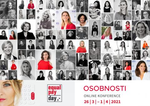 TZ:  Equal Pay Day 2021: Vzájemná podpora jako klíč ke změně
