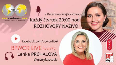 18. 3. 2021 / BPWCR LIVE / LENKA PRCHALOVÁ 🗓