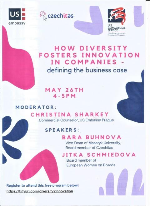 Jak může diversita podpořit inovaci ve firmách 🗓