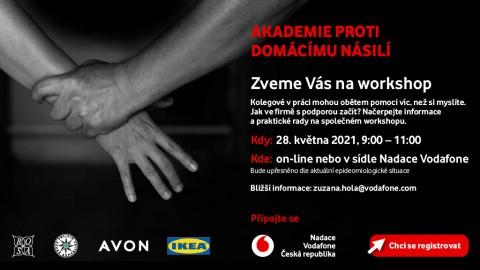 Akademie proti domácímu násilí