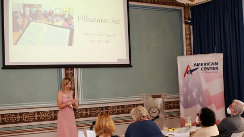 První ročník Akademie pro začínající podnikatelky AWE úspěšně zakončen