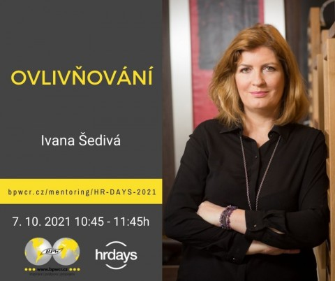 Ivana Šedivá: Ovlivňování