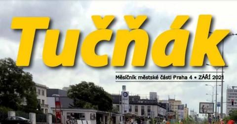 Tučňák 09/2021: Pozvánka ke kulatému stolu pro ženy z Prahy 4